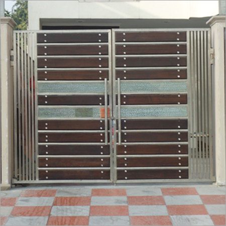 Main Gate Design M M A Fabrication Amp Grill S